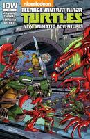 Teenage Mutant Ninja Turtles - New Animated Adventures comics issue 24