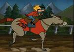 The Racing Mule