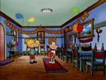 The Horwitz's Living Room