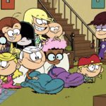 The Loud House Characters Cast in Overnight Success (Nickelodeon).png