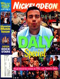 Nickelodeon magazine cover october 2000 carson daly