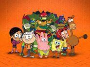 Nicktoon stars of 2019-20