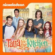 Talia in the Kitchen cover