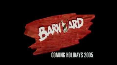 Barnyard RARE Teaser Trailer from 2005