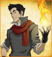 Mako Legend of Korra 1