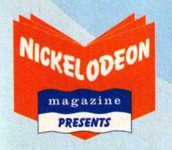 Nickelodeon Magazine Presents logo with book.jpg