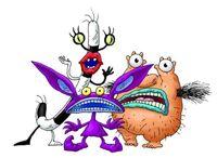 The Monster Gang