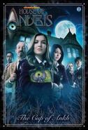 House of Anubis The Cup of Ankh Book