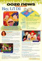 Tara Charendoff interview Ooze News Rugrats Movie Nick Mag Nov 1998