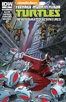 Teenage Mutant Ninja Turtles - New Animated Adventures comics issue 16