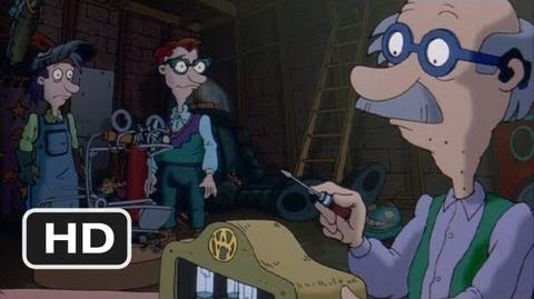 The Rugrats Movie (1 10) Movie CLIP - The Reptar Wagon (1998) HD