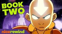 Aang's Journey Season 2 🌊 Avatar NickRewind