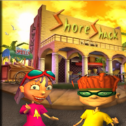 Reggie & Otto Nickelodeon Party Blast