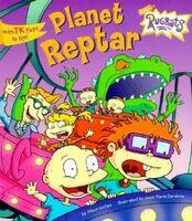 Rugrats Planet Reptar Book