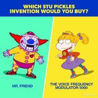 Rugrats-Stu's Inventions
