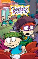 Rugrats Number 5 Comic Book