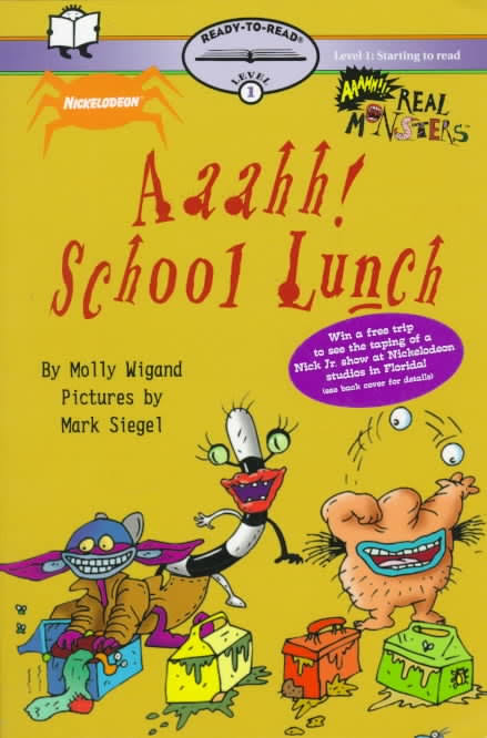 Aaahh! School Lunch