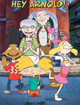 Hey Arnold Characters