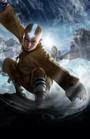 The Last Airbender Textless Poster 04
