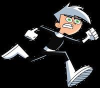 Danny Phantom running 2