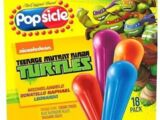 Nickelodeon Popsicles