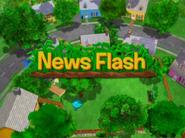The Backyardigans News Flash