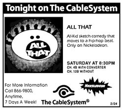 1996 CableSystem All That ad.jpg