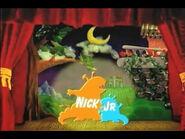 Nick Jr Bumper - Alien Opera (2002)