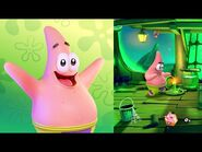 Patrick Star Showcase – Nickelodeon All-Star Brawl