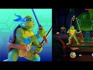 Leonardo Showcase – Nickelodeon All-Star Brawl