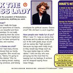 Nickelodeon Magazine February 1996 Ask the Boss Lady Geraldine Laybourne interview.jpg