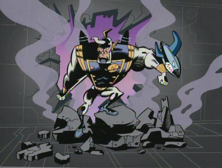 Crash Nebula (character)