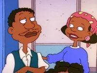 The Carmichael parents