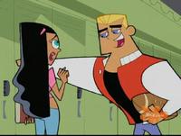 Dash Flirting With Paulina