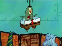 Plankton Squarepants