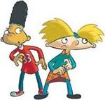 Arnold and Gerald - confused