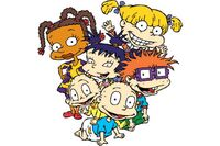 Rugrats Group (Without Phil and Lil)