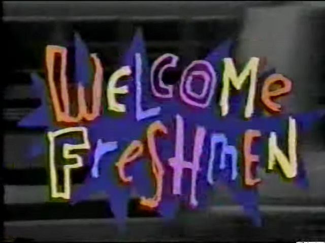 Welcome Freshmen