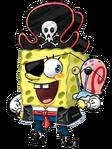 Spongebob Pirate Costume