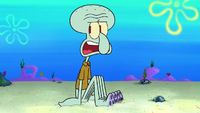 Squidward Tentacles - It Came From Goo Lagoon