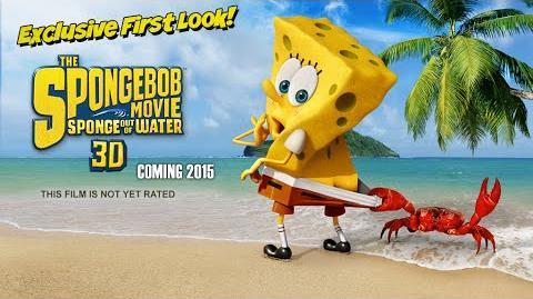 The SpongeBob Movie Sponge Out of Water - Trailer 1