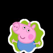 George pig splat