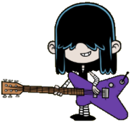 Welcome-to-the-loud-house lucy-guitar