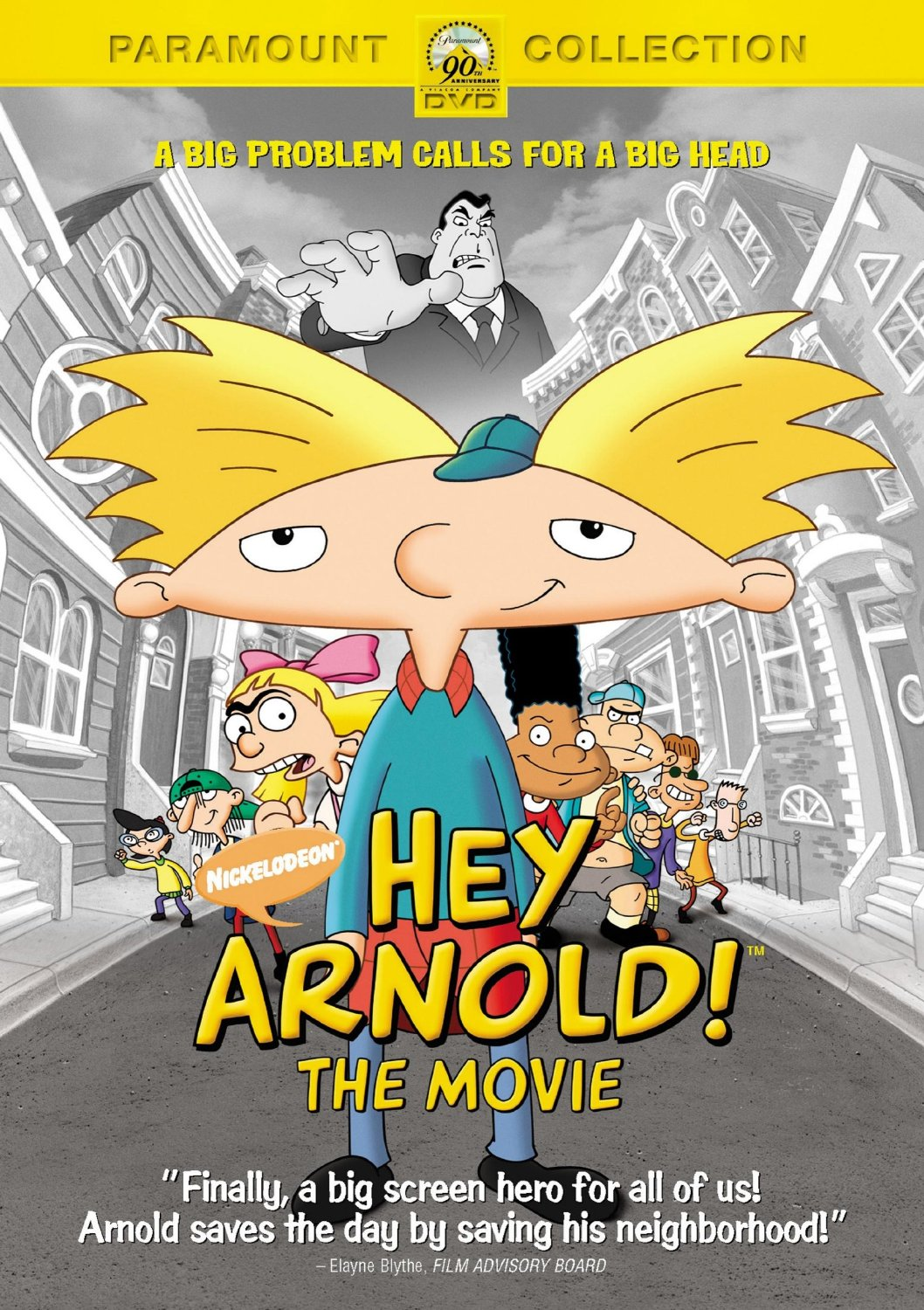 Hey Arnold! videography