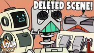 Loud House DELETED SCENE 🤖 Robot Sitcom The Loud House