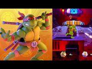 Michelangelo Showcase – Nickelodeon All-Star Brawl