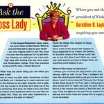 Ask the Boss Lady Geraldine Laybourne Nick Mag Dec Jan 1995.jpg