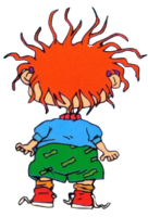 Chuckie Finster-Back