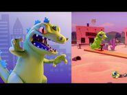 Reptar Showcase – Nickelodeon All-Star Brawl