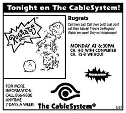 1995 CableSystem Rugrats ad.jpg